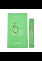 Шампунь 5 Probiotics Scalp Scaling Shampoo Глубоко Очищающий с Пробиотиками, 8 мл/20 шт