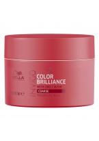 Маска Invigo Brilliance для Окрашенных Жестких Волос, 150 мл