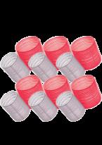 Бигуди Big Roller (Velcro) Красные 65 мм, (6 шт/уп)