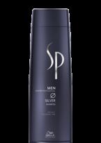 Шампунь Wella SP Men Silver Shampoo с Серебряным Блеском, 250 мл