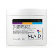 Маска Four Fruit Enzyme Exfoliating Mask Super Polish pH3.0 Энзимная Мультифруктовая, 120г