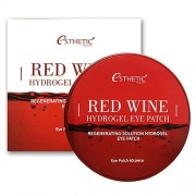 Патчи Red Wine Hydrogel Eye Patch Гидрогелевые для Глаз Красное Вино