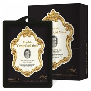Маска Royal de Caviar Gold Mask Тканевая Лифтинг с Икрой, Пептидами и Скваленом, 20 мл