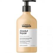 Шампунь Absolut Repair Голд для Глубокого Восстановления Волос, 500 мл