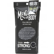 Мочалка-Полотенце Men's Body Strong для Мужчин Ультражесткая, 28Х110 см, 1шт