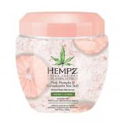 Скраб Pink Pomelo & Himalayan Sea Salt Herbal Body Salt Scrub для Тела Помело и Гималайская Соль, 155г