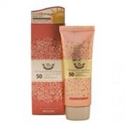Крем UV Snail Day Sun Cream SPF 50+ PA+++ Солнцезащитный с Улиточным Муцином, 70 мл