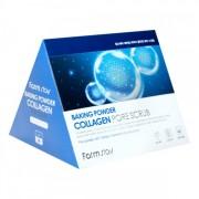 Скраб Baking Powder Collagen Pore Scrub в Пирамидках для Очищения Пор с Содой и Коллагеном, 7г*25 шт