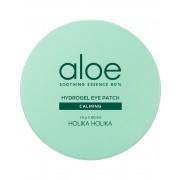 Патчи Aloe Soothing Essence 80% Hydrogel Eye Patch Calming Гидрогелевые для Глаз Алоэ Успокаивающие, 1,4г*60 шт