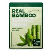 Маска Real Bamboo Essence Mask Тканевая для Лица с Экстрактом Бамбука, 23 мл
