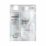 Биоводородная Микро-Вода для Очищения и Тонизирования Кожи Dermaclear Micro Water+ Refill, 250+150 мл