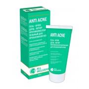 Гель-Крем Anti Acne День - Вечер Противовоспалительный для Проблемной Кожи, 50 мл