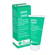 Маска Detox Forte с Голубой Глиной и АНА-Кислотами Противовоспалительная Очищающая, 50 мл