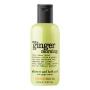 Гель One Ginger Morning Bath & Shower Gel для Душа Бодрящий Имбирь, 100 мл