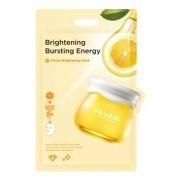 Маска Citrus Brightening Mask Тканевая для Лица с Цитрусом, 20 мл