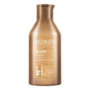 Шампунь All Soft Shampoo для Сухих и Ломких Волос с Аргановым Маслом, 300 мл