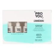 Бустер Hydrating Boosters Pro You Увлажнение для Всех Типов Волос, 10 шт*15 мл