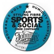 Файбер Sports & Social Hair Styling Fibre для Стайлинга Волос, 70г