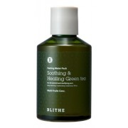 Сплэш-Маска Patting Splash Mask Soothing & Healing Green Tea Восстанавливающая, 150 мл