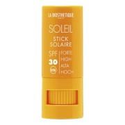 Стик Stick Solaire Водостойкий для Интенсивной Защиты Чувствительной Кожи Губ, Глаз, Носа, Ушей Spf 30