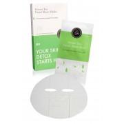 Маска Тканевая для Лица с Экстрактом Зеленого Чая Green Tea Facial Sheet Masks, 6 шт