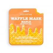 Маска Waffle Mask Maple Омолаживающая Вафельная для Лица Кленовый Сироп