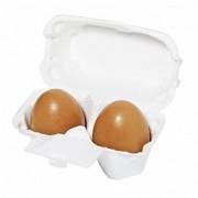 Мыло-Маска Egg Soap Red Clay Ручной Работы с Красной Глиной, 2*50г