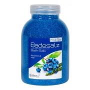 Соль Badesalz Blaubeere-Alge для Ножных Ванн Черника и Водоросли, 1350 мл