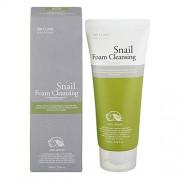 Пенка Snail Foam Cleansing для Лица с Фильтратом Улиточного Муцина, 100 мл