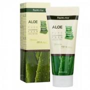Пенка Aloe Pure Cleansing Foam Очищающая с Экстрактом Алоэ, 180 мл