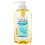 Шампунь Cool Orange Sc Hair Soap Супер Холодный Апельсин, 600 мл