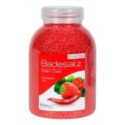 Соль Badesalz Erdbeere-Chili для Ножных Ванн Клубника и Чили, 1350 мл