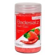 Соль Badesalz Erdbeere-Chili для Ножных Ванн Клубника и Чили, 350 мл