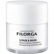 Маска Scrub&mask Отшелушивающая Оксигенирующая Скраби маска, 55 мл
