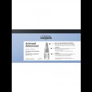 Ампулы Aminexil Advanced Scalp Аминексил Эдванст Против Выпадения Волос, 42*6 мл