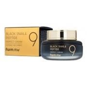 Крем Black Snail & Peptide9 Perfect Cream Омолаживающий для Лица с Комплексом из 9 Пептидов, 55 мл