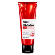 Гель Snail Truecica Miracle Repair Gel Cleanser для Умывания с Муцином Улитки, 100 мл