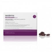 БАД Resveraderm Plus Food Supplement к Пище Резверадерм Плюс, 60 капсул