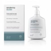 Крем Salises Facial Body Foamy Soap Free Cream Пенящийся для Умывания, 300 мл
