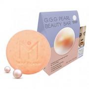 Мыло G.G.G Pearl Beauty Bar для Умывания Осветляющее с Жемчугом, 100г