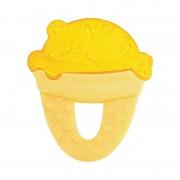 Прорезыватель-Игрушка Fresh Relax Мороженое, Желтое, 4 мес.+