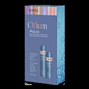 Набор Otium Aqua для Интенсивного Увлажнения Волос, 250 мл+200 мл