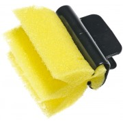 Губка для Химии с Держателем + 2 Запасные Губки, Желтые