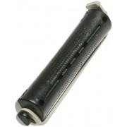 Бигуди для Химической Завивки Длинные Серо-Черные, 80 мм (диаметр 16 мм), 12 шт