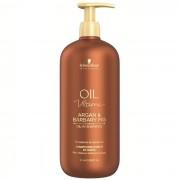 Шампунь Oil Ultime Oil-in-Shampoo для Жестких и Средних Волос, 1000 мл