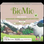 Порошок Bio-White Стиральный для Белого Белья, 1500 мл