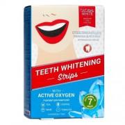 Полоски Teeth Whitening Strips Отбеливающие, 7 шт