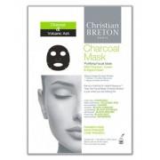 Маска Charcoal Mask Чёрная для Глубокого Очищения, 20 мл*3 шт