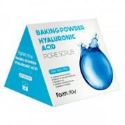 Скраб Baking Powder Hyaluronic Acid Pore Scrub в Пирамидках для Очищения Пор с Содой и Гиалуроновой Кислотой, 7г*25 шт