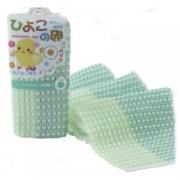 Мочалка-Полотенце Pokopoko Egg для Детей, Зеленая, 1шт